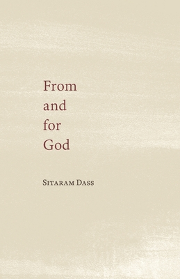 From and for God: Collected Poetry and Writings on the Spiritual Path Cover Image
