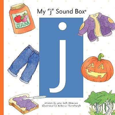 My 'j' Sound Box (Sound Box Books) Cover Image