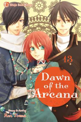 Dawn of the Arcana, Vol. 13 Cover Image