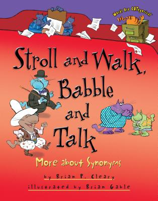 Stroll and Walk, Babble and Talk Cover