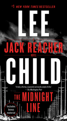 The Midnight Line: A Jack Reacher Novel Cover Image