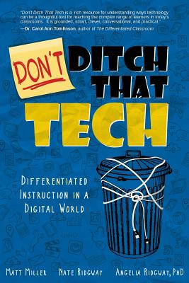 Don't Ditch That Tech: Differentiated Instruction in a Digital World Cover Image