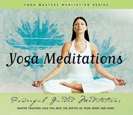 Yoga Meditations Cover Image