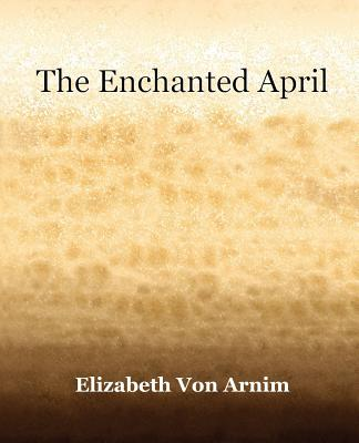 The Enchanted April (1922) Cover
