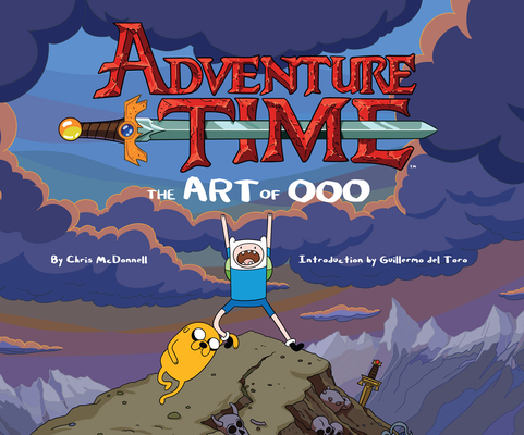 Adventure Time: The Art of Ooo Cover Image