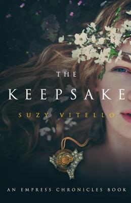The Keepsake: An Empress Chronicles Book Cover Image