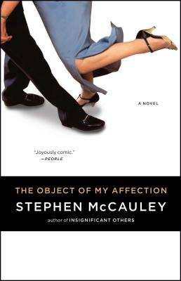 Object of My Affection Cover
