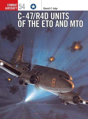 C-47/R4d Units of the Eto and Mto Cover