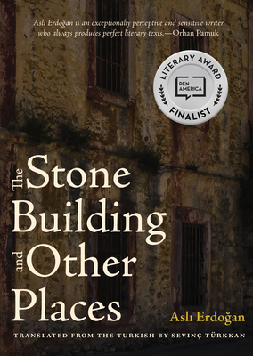 The Stone Building and Other Places Cover Image