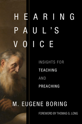 Hearing Paul's Voice: Insights for Teaching and Preaching Cover Image