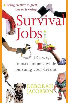 Survival Jobs Cover