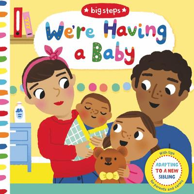 We're Having a Baby (Big Steps) Cover Image