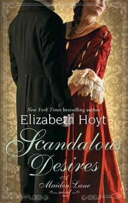 Cover for Scandalous Desires