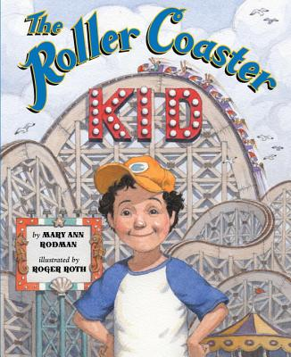 Roller Coaster Kid Cover Image