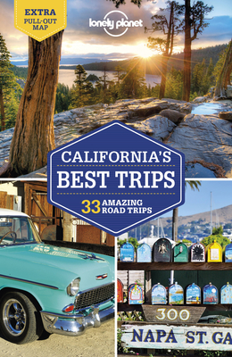 Lonely Planet California's Best Trips 4 (Travel Guide) Cover Image