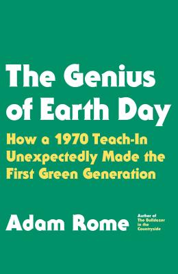 The Genius of Earth Day Cover