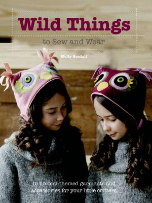 Wild Things to Sew and Wear [With CDROM] Cover