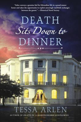 Death Sits Down to Dinner: A Mystery Cover Image