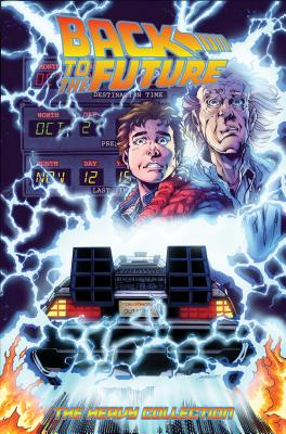 Back To the Future: The Heavy Collection, Vol. 1 (BTTF Heavy Collection #1) Cover Image