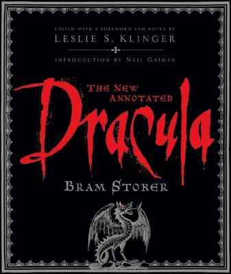 The New Annotated Dracula Cover