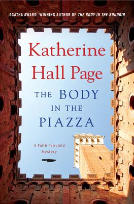 The Body in the Piazza Cover