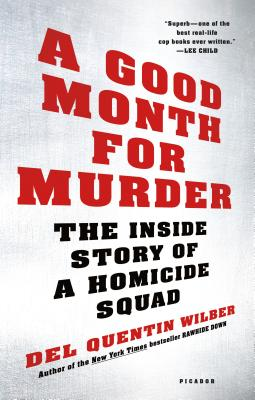 Cover for A Good Month for Murder