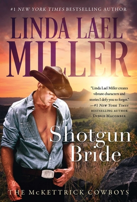 Cover for Shotgun Bride (McKettrick Cowboys #2)