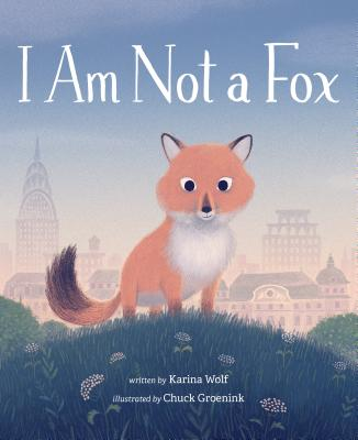 I Am Not a Fox Cover Image