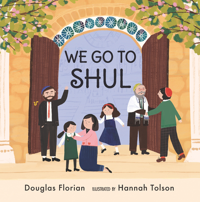 We Go to Shul Cover Image