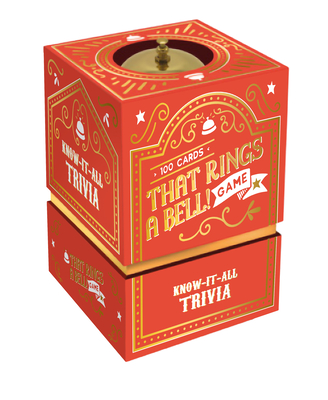 That Rings a Bell! Game: Know-It-All Trivia Cover Image