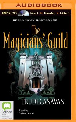 The Magicians' Guild (Black Magician Trilogy #1) Cover Image