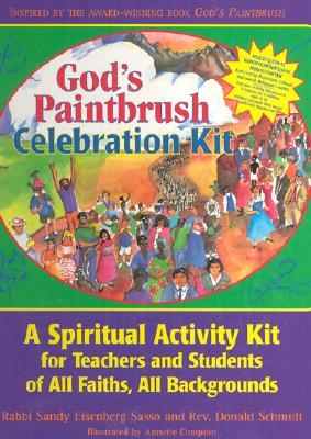 Cover for God's Paintbrush Celebration Kit