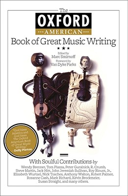 The Oxford American Book of Great Music Writing Cover Image