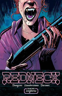 Cover for Redneck Volume 3