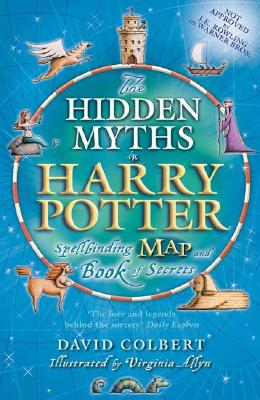 The Hidden Myths in Harry Potter Cover