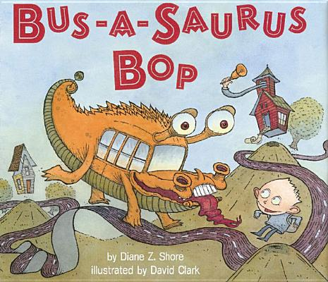 Bus-A-Saurus Bop Cover