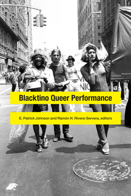 Blacktino Queer Performance Cover Image