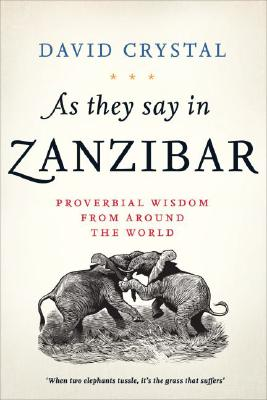 As They Say in Zanzibar Cover