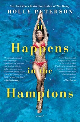 It Happens in the Hamptons: A Novel Cover Image