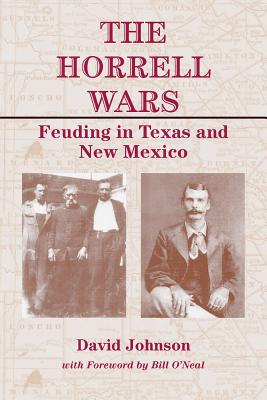 Cover for The Horrell Wars