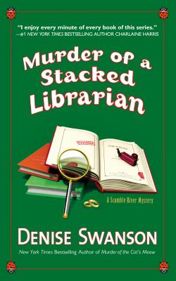 Murder of a Stacked Librarian Cover
