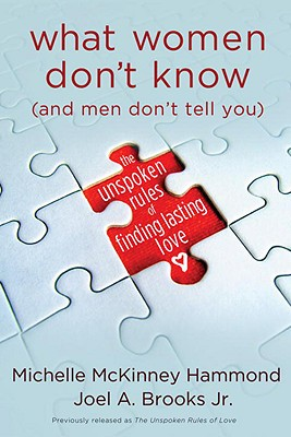 What Women Don't Know (and Men Don't Tell You): The Unspoken Rules of Finding Lasting Love Cover Image