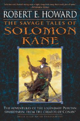 The Savage Tales of Solomon Kane Cover