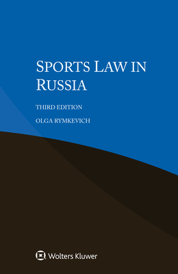 Sports Law in Russia Cover Image