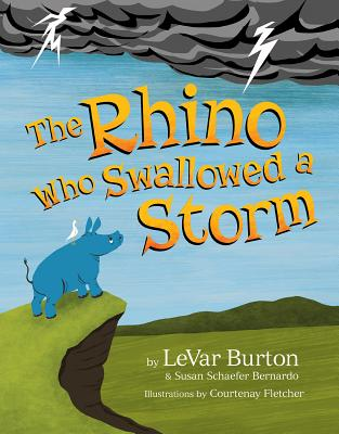 The Rhino Who Swallowed a Storm Cover Image