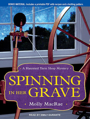 Spinning in Her Grave Cover Image