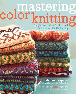 Mastering Color Knitting Cover
