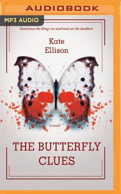Cover for The Butterfly Clues
