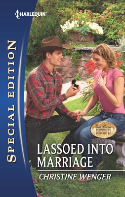 Lassoed into Marriage Cover