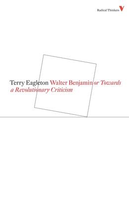 Cover for Walter Benjamin